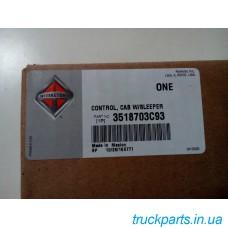 Блок управления отопителем(переключатели) INTERNATIONAL(3518703C93)